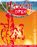 hawaii open 2017